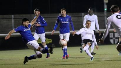 U23s Fall To A 3-1 Defeat Against Everton