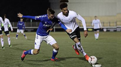 U23 HIGHLIGHTS: Derby County 1-3 Everton