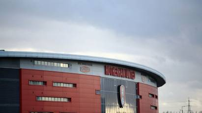 Rotherham Fixture To Be Played On Wednesday Night