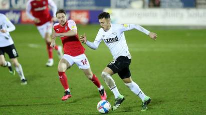 Derby's Unbeaten Run Ends With Defeat At Rotherham