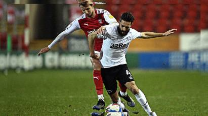 Shinnie Reviews 'Disappointing' Rotherham Defeat