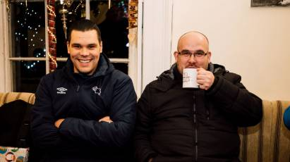 Derby County Backing World Cancer Day + Time To Talk Day