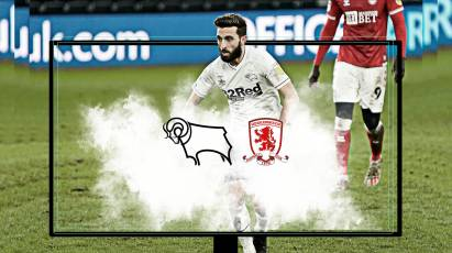 Watch From Home: Derby County Vs Middlesbrough LIVE On RamsTV - Important Information