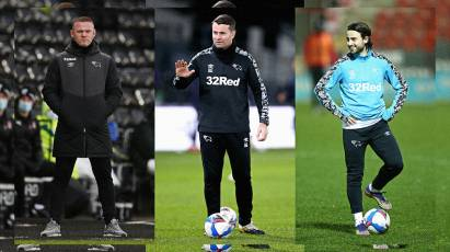 The Derby County Show: February 2021