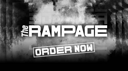 February Edition Of The Rampage Now On Sale