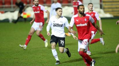 Gregory Starts In One Change For Middlesbrough Clash