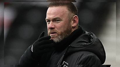 """Rooney: """"We Have To Manage The Game Right"""""""