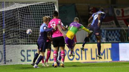 Rams Leave It Late To Claim All Three Points At Wycombe