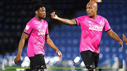 Late Hero Wisdom Reacts To Derby's Victory At Wycombe
