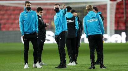 Rooney Makes Five Changes For Watford Clash