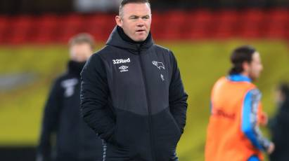 Rooney Assesses Derby's Loss At Watford