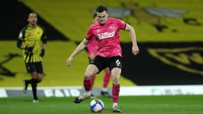 Edmundson Feels Derby Deserved A Point From Watford Clash