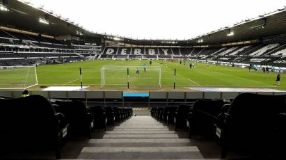 Everything You Need To Know Ahead Of Derby's Home Clash With Huddersfield