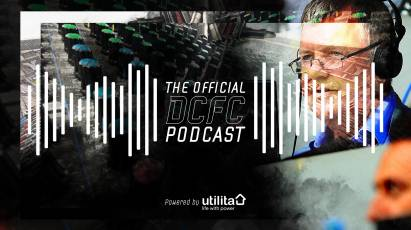 The Official Derby County Podcast: Clive Tyldesley