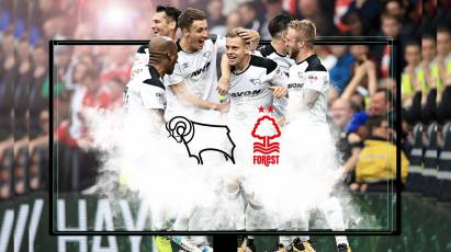 Watch From Home: Derby County Vs Nottingham Forest - LIVE On RamsTV