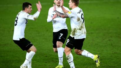 Rooney Pleased To See Waghorn Back On The Scoresheet