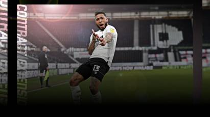 Kazim-Richards Pens Derby Contract Extension