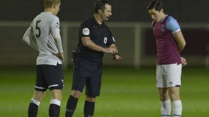 Under-23 Highlights: West Ham United 0-0 Derby County