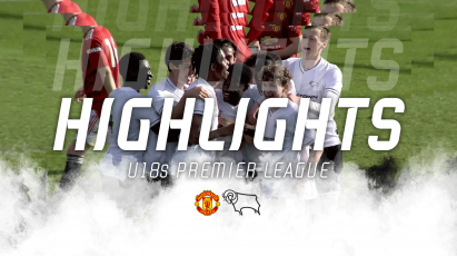 U18 HIGHLIGHTS: Manchester United 1-3 Derby County