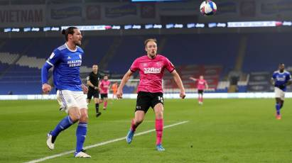 Match Gallery: Cardiff City 4-0 Derby County