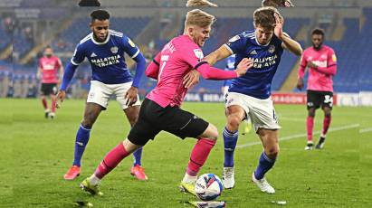 HIGHLIGHTS: Cardiff City 4-0 Derby County