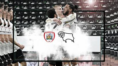 Watch From Home: Barnsley Vs Derby County LIVE On RamsTV