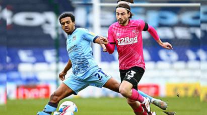 HIGHLIGHTS: Coventry City 1-0 Derby County