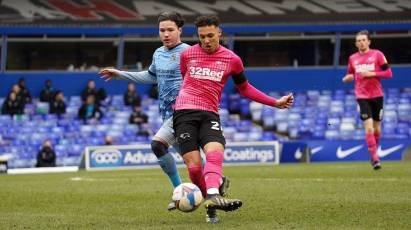 Match Gallery: Coventry City 1-0 Derby County