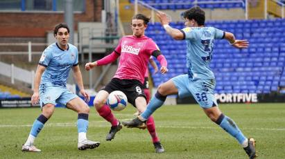 Bird Frustrated With Coventry Defeat