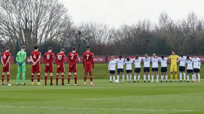 Under-23s Record Impressive 4-1 Victory At Liverpool