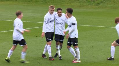 U23 HIGHLIGHTS: Liverpool 1-4 Derby County