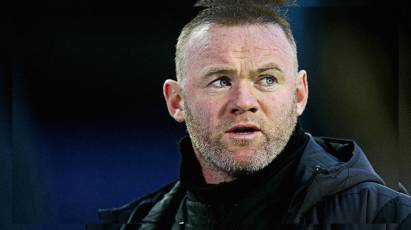 Rooney Looks Ahead To 'Difficult' Barnsley Test