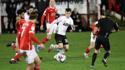 Rams Forced To Settle For Goalless Draw Against Barnsley