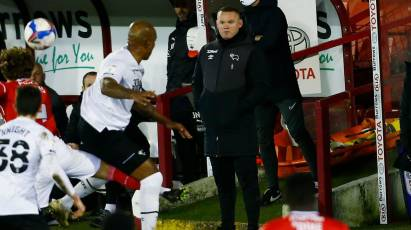 Rooney Looking For 'Real Focus' Ahead Of Millwall Clash
