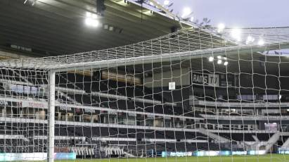Derby County Ticketing Update: (15th June 2021)