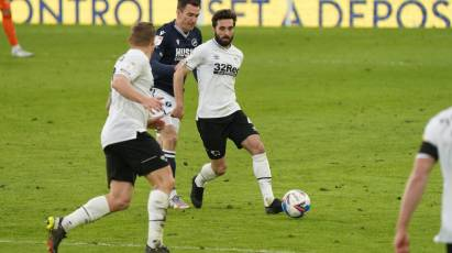 Shinnie Frustrated To Lose Against Millwall