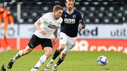 HIGHLIGHTS: Derby County 0-1 Millwall