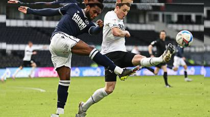 FULL MATCH REPLAY: Derby County Vs Millwall