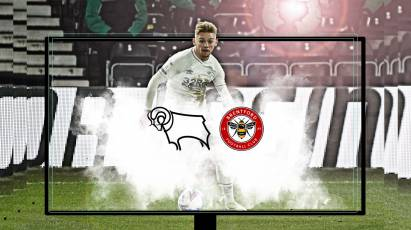 Watch From Home: Derby County Vs Brentford LIVE On RamsTV