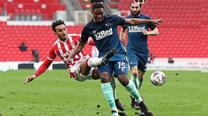 HIGHLIGHTS: Stoke City 1-0 Derby County