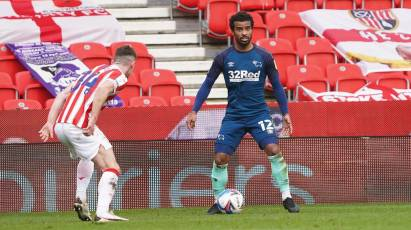 Byrne Frustrated With Stoke City Defeat