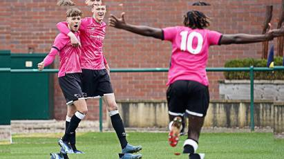 Under-18s Highlights: Stoke City 2-3 Derby County
