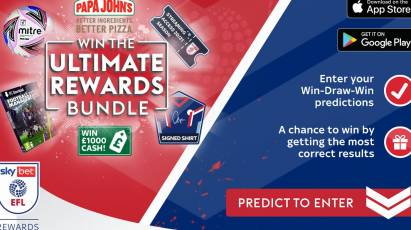 Last Chance To Enter Your Predictions With Sky Bet Rewards