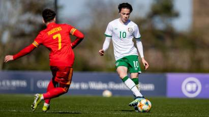 Watson Called Up For Republic Of Ireland Under-21 Matches