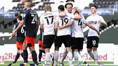 FULL MATCH REPLAY: Derby County Vs Luton Town