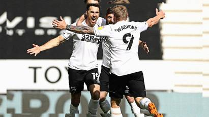 HIGHLIGHTS: Derby County 2-0 Luton Town