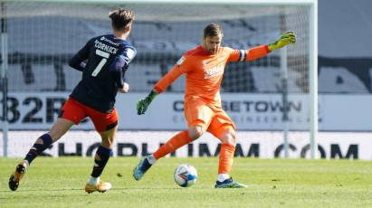 Marshall Pleased With Win Over Luton