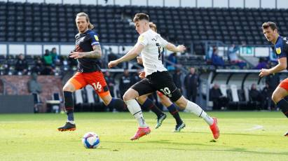 Lawrence Delighted To Return After 'Frustrating' Spell Out Of Action