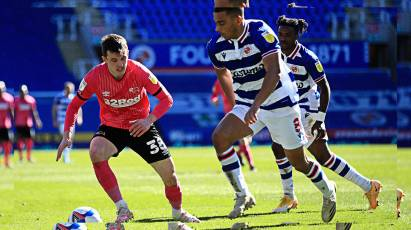 FULL MATCH REPLAY: Reading Vs Derby County