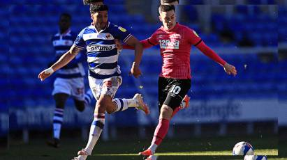 HIGHLIGHTS: Reading 3-1 Derby County